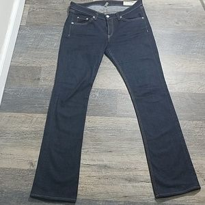 Rag & Bone Stiletto Boot Jean's